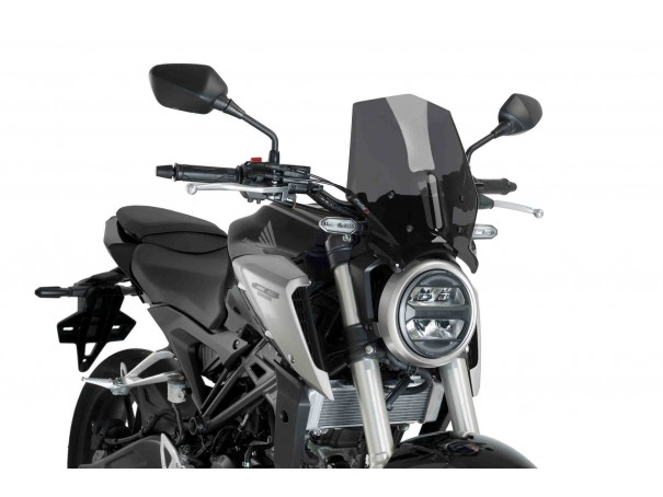 Owiewka PUIG do Honda CB125R / CB300R 18-20