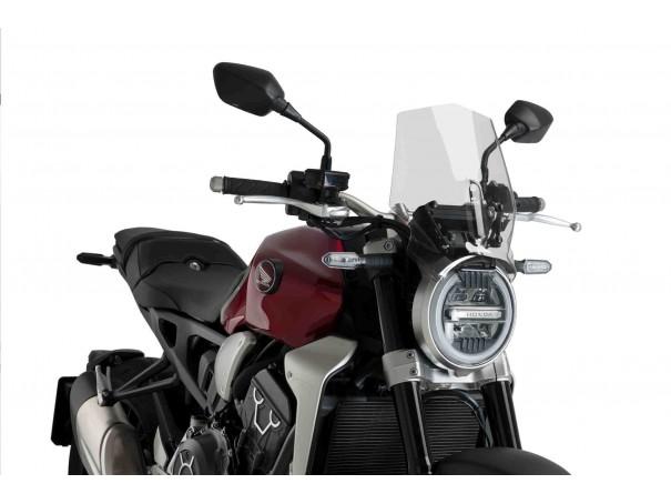 Owiewka PUIG do Honda CB650R 19 / CB1000R 18-20