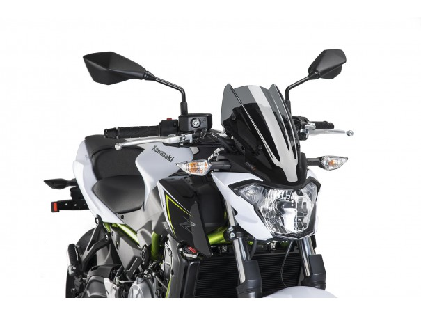 Owiewka PUIG do Kawasaki Z650 17-19 (Sport)