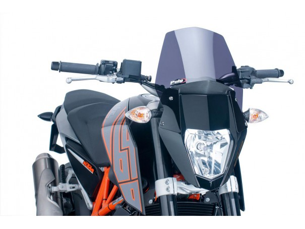 Owiewka PUIG do KTM 690 Duke 12-20