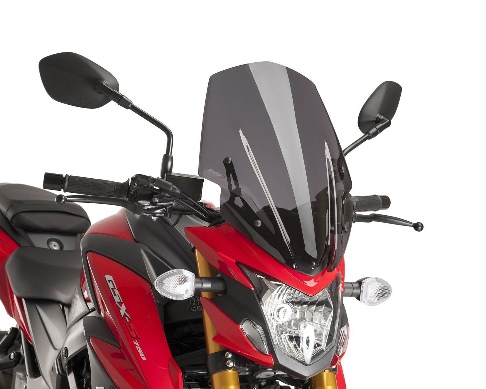 PUIG SCREEN NAKED TOURING COMPATIBLE FOR SUZUKI GSX-S 750