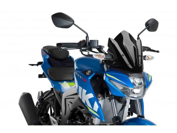 Owiewka PUIG do Suzuki GSX-S125 17-20
