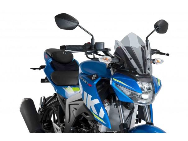 Owiewka PUIG do Suzuki GSX-S125 17-19