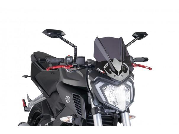 Owiewka PUIG do Yamaha MT-125 14-19