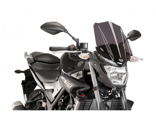Owiewka PUIG do Yamaha MT-03 16-19