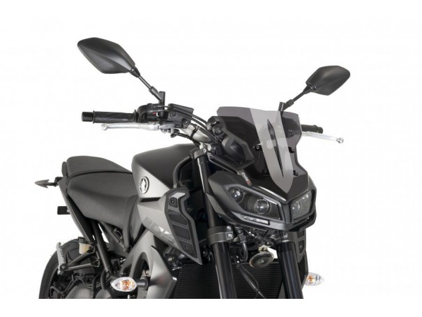 Owiewka PUIG do Yamaha MT-09 17-20 (Sport)