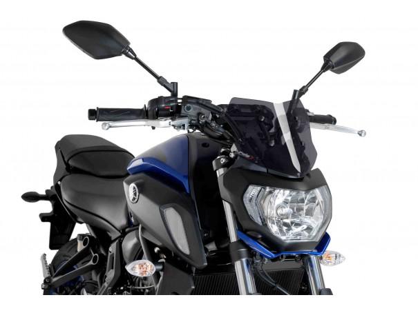 Owiewka PUIG do Yamaha MT-07 18-20 (Sport)
