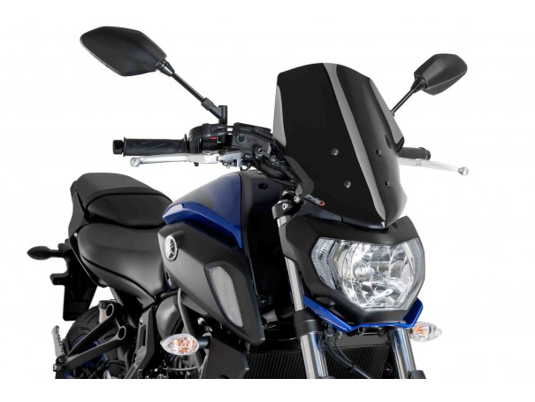 Owiewka PUIG do Yamaha MT-07 18-19 (Touring)