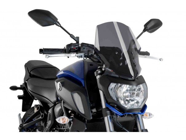Owiewka PUIG do Yamaha MT-07 18-20 (Touring)