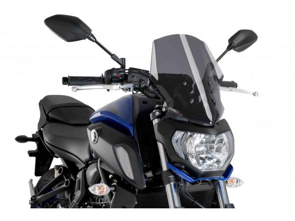 Owiewka PUIG do Yamaha MT-07 18-20 (Touring)