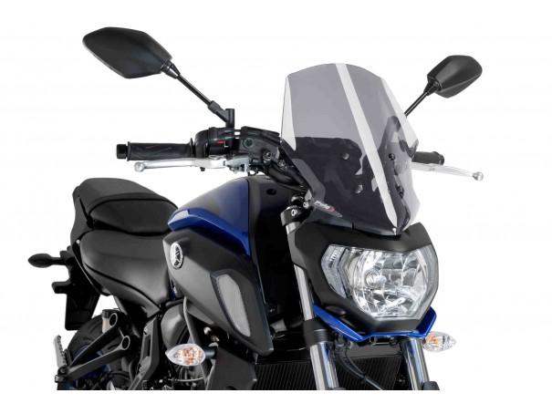 Owiewka PUIG do Yamaha MT-07 18-19 (Touring)