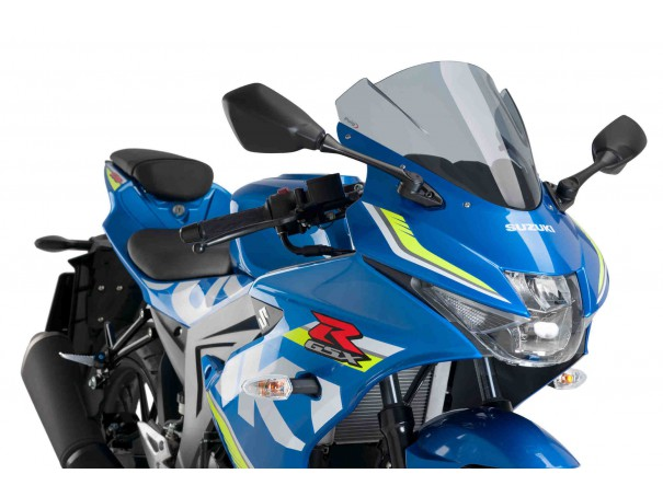 Szyba sportowa PUIG do Suzuki GSX-R125 17-20