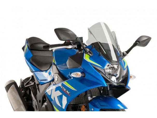 Szyba sportowa PUIG do Suzuki GSX-R250 17-21