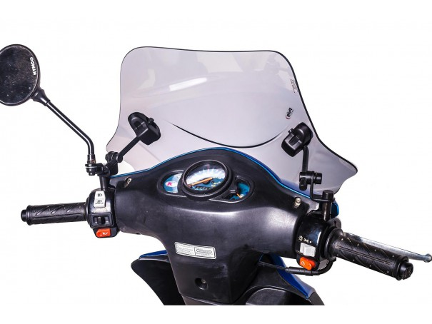 Owiewka PUIG do Kymco Agility 50 / 125 05-16 (City Touring)