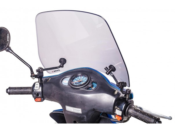 Owiewka PUIG do Kymco Agility 50 / 125 05-16 (Traffic)