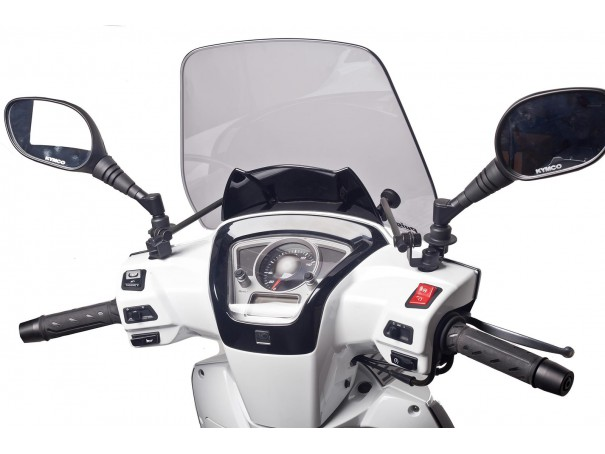 Owiewka PUIG do Kymco People GT125i / 200i / 300i 10-19 (Traffic)
