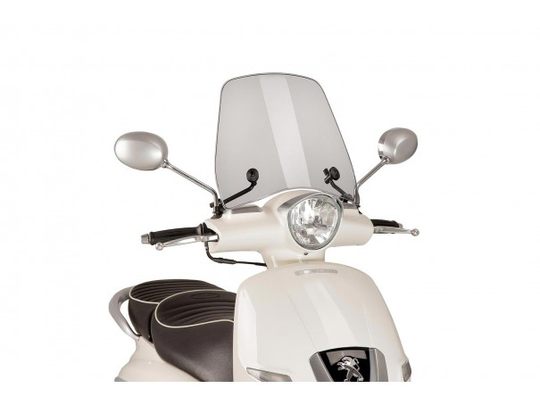 Owiewka PUIG do Peugeot Django 50 / 125 / 150 (Urban)