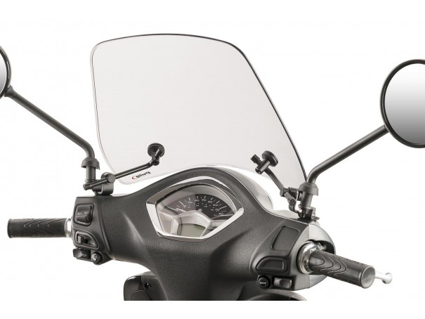 Owiewka PUIG do Piaggio Liberty 50 / 125 / 150 (Traffic)