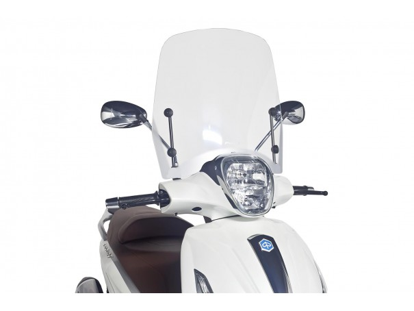 Owiewka PUIG do Piaggio Beverly 125 11-14 / 300 11-20 (T.S.)