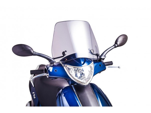 Owiewka PUIG do Piaggio Fly 50 4T / 125 13-18 (Traffic)