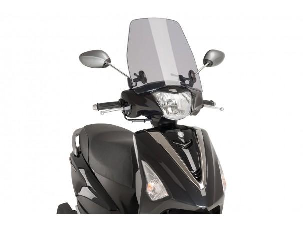 Owiewka PUIG do Yamaha DElight 17-20 (Traffic)