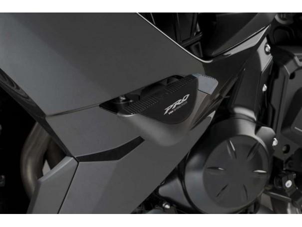 Crash pady PUIG do Kawasaki Ninja 650 17-20 (wersja PRO)