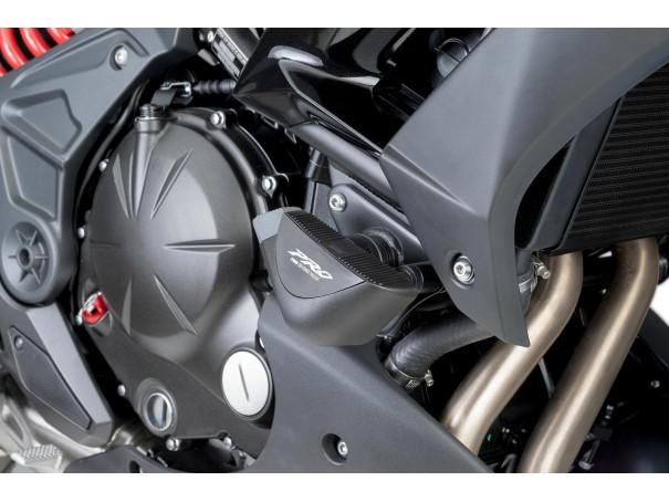 Crash pady PUIG do Kawasaki Versys 650 15-21 (wersja PRO)