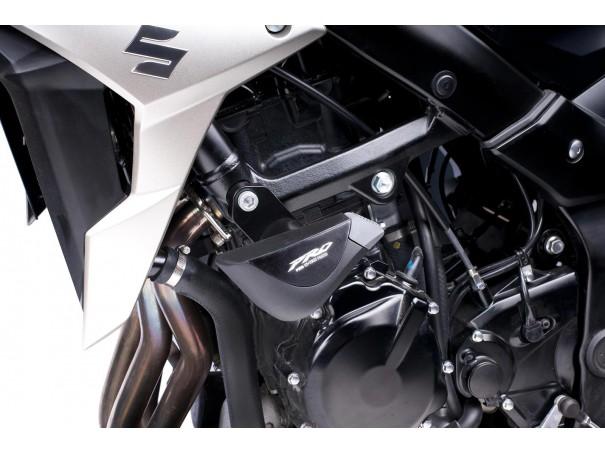 Crash pady PUIG do Suzuki GSR750 11-16 / GSX-S750 17-21 (wersja PRO)