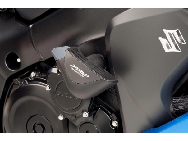 Crash pady PUIG do Suzuki GSX-S1000F 15-21 (wersja PRO)