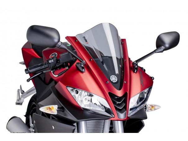 Szyba sportowa PUIG do Yamaha R125 08-18