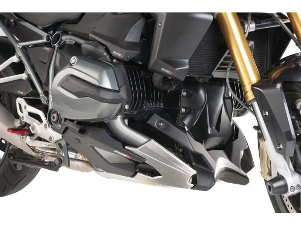 Spoiler silnika PUIG do BMW R1200R / RS 15-18