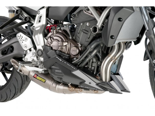 Spoiler silnika PUIG do Yamaha MT-07 / Tracer 700 14-19