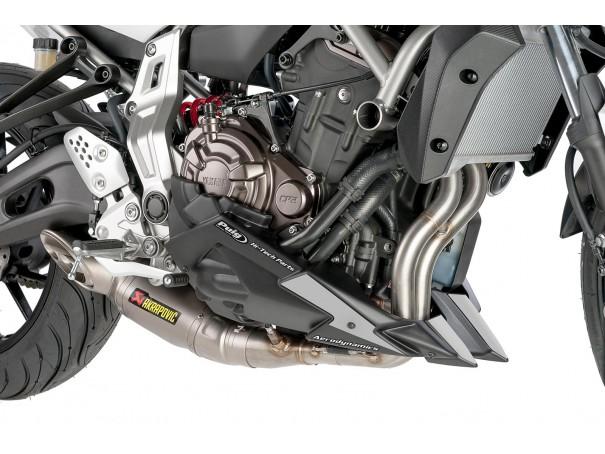 Spoiler silnika PUIG do Yamaha MT-07 / Tracer 700 / GT