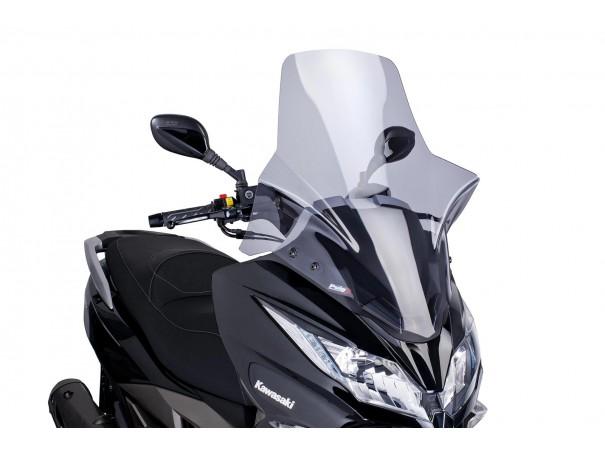 Szyba PUIG V-Tech do Kawasaki J125 15-20 / J300 13-20 (Touring)