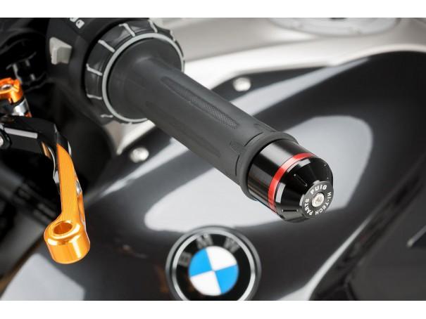 Końcówki kierownicy do BMW F800R / S1000RR / S1000R (z pierścieniami)