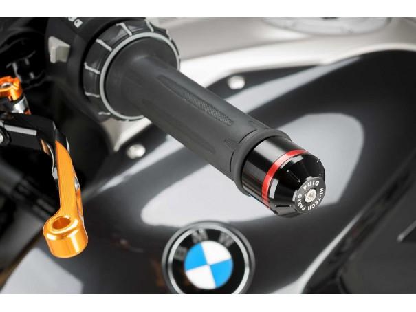 Końcówki kierownicy do BMW R1200R / S1000XR (z pierścieniami)